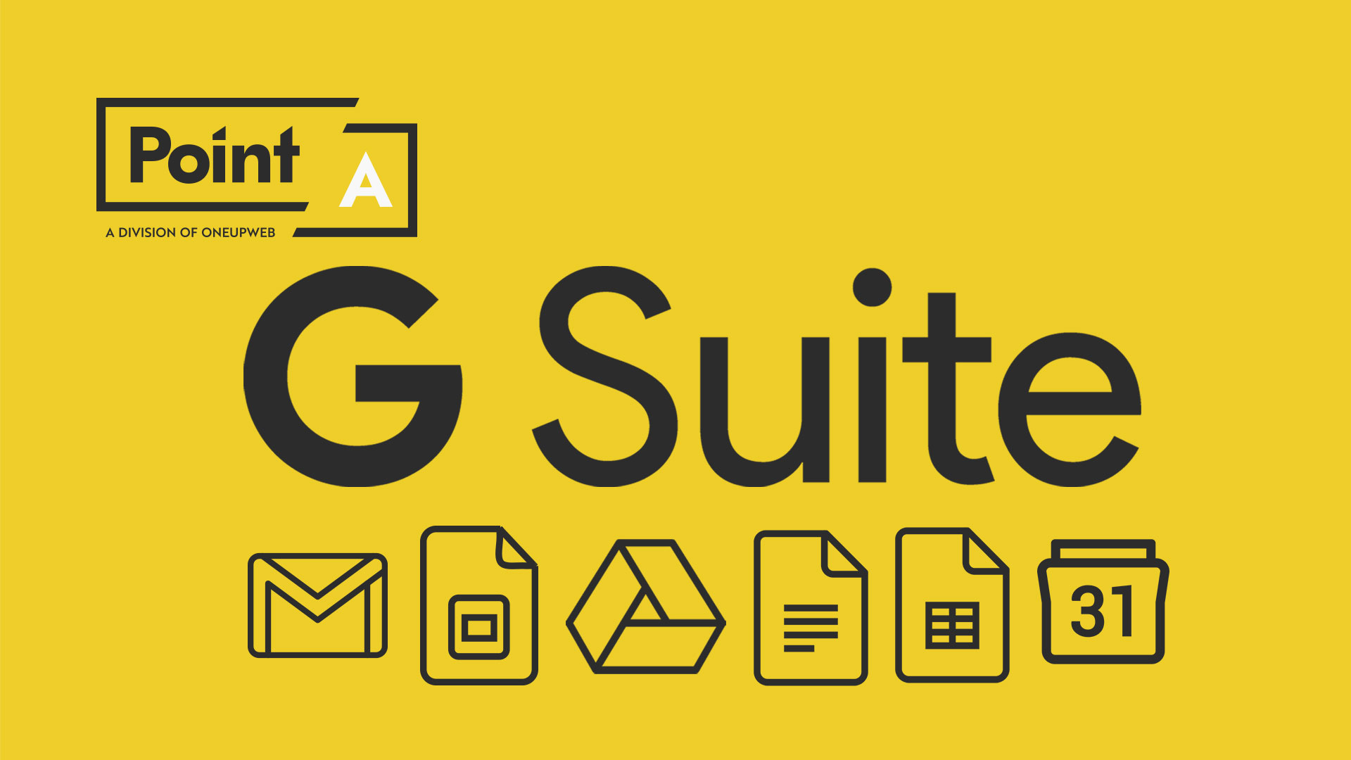 GSuite for small business