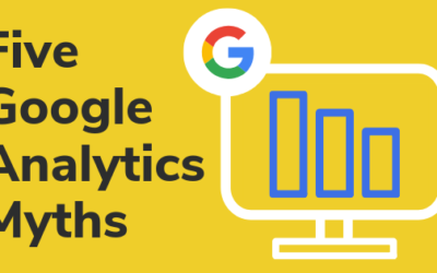Five Google Analytics Myths